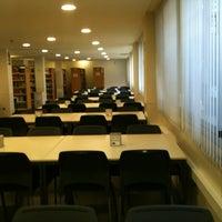 Photo taken at ETSII Sevilla by Alberto M. on 5/9/2012