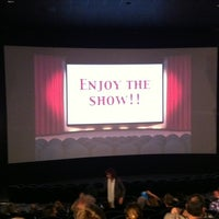 Photo taken at Galaxy Cinemas Guelph by Jorge M. on 4/19/2012