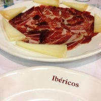Photo taken at Ibéricos by Ли S. on 5/26/2012