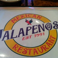 Photo taken at Jalapeno's Mexican Restaurant by Jean W. on 3/12/2012
