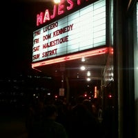 Photo taken at Majestic Theatre by Mike S. on 4/6/2012