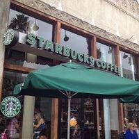Photo taken at Starbucks by Florencia M. on 9/12/2012