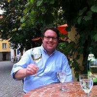 Photo taken at Winzerstube Zum Rebstock by Michael C. on 7/21/2012