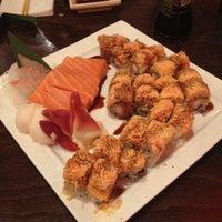 Photo taken at Sushi Palace by Jaime P. on 9/9/2012