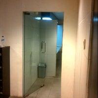 Photo taken at Sauna room @ millenium hotel by michael l. on 6/17/2012