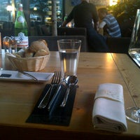 Photo taken at Restaurant Tilia by André C. on 7/10/2012