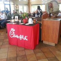 Photo taken at Chick-fil-A Doral by Kevin T. on 7/31/2012