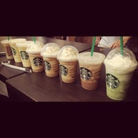 Photo taken at Starbucks by Hung N. on 6/22/2012