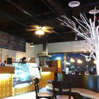 Photo taken at Chu Chocolate Bar & Café by Jack P. on 7/4/2012