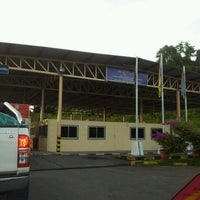 Photo taken at Pos Imigresen Malaysia, Mengkalap by Azeem D. on 2/3/2012