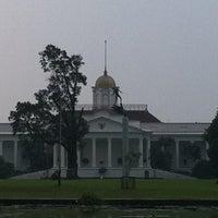 Photo taken at Bogor Palace by Donatello on 7/21/2012