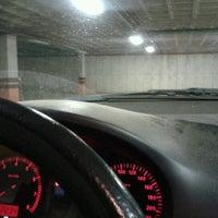 Photo taken at Estacionamento Coberto by Claudio D. on 7/31/2012
