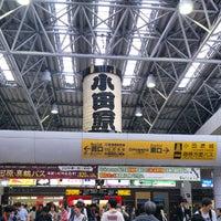 Photo taken at Odawara Station by Izumi T. on 4/29/2012