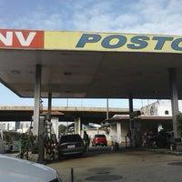 Photo taken at posto maior by Leandro C. on 5/19/2012