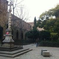 Das Foto wurde bei Jardins de Rubió i Lluch von Maxi A. am 3/3/2012 aufgenommen