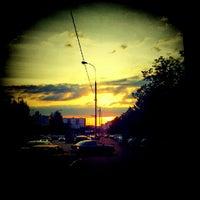 Photo taken at Улица Миклухо-Маклая by ivan a. on 7/5/2012