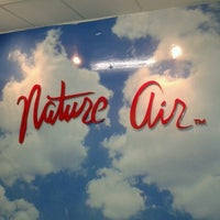 Photo taken at Nature Air Terminal by Monica C. on 8/15/2012