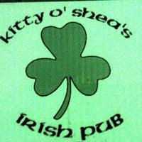 Photo taken at Kitty O'Shea's Irish Pub by Melanie R. on 3/13/2012