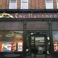 The Banshee Pub (Now Closed) - Downtown Scranton - 11 tips on community scranton pa, bars scranton pa, beauty and the beast scranton pa, banshee pennsylvania, captain america scranton pa, backyard ale house scranton pa, selfie scranton pa,