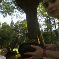 Photo taken at Parco Bassetti by Gabriele I. on 5/11/2012