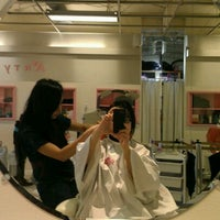 Photo taken at Arty Hair Salon by Phoebe W. on 5/6/2012