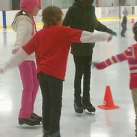 Photo taken at Prince William Ice Center by Doug J. on 7/9/2012