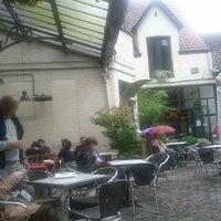 Photo taken at Brouwerij De Halve Maan by Myles B. on 7/31/2012