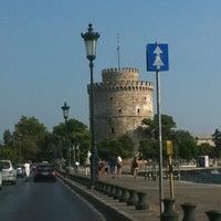 Photo taken at Thessaloniki by Kagia E. on 9/6/2012