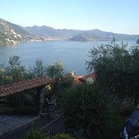 Photo taken at Hotel Ristorante Miranda by Roberto P. on 7/7/2012