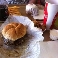 Photo taken at Krazy Jim's Blimpy Burger by Jay L. on 6/16/2012