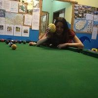Photo taken at Haikou Banana Hostel by Andrea Æ. on 4/5/2012
