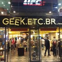 Photo taken at Geek.Etc.Br by Jose L. on 6/16/2012