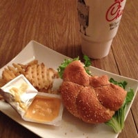 Photo taken at Chick-fil-A by Amanda S. on 7/14/2012