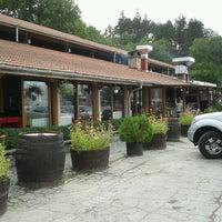 Photo taken at Ресторант Добревски by Vesela K. on 8/27/2012