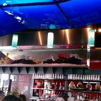 Photo taken at Baby Blue Sushi Sake Grill by Nikki C. on 3/4/2012
