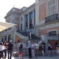 Foto tomada en Museo Nacional del Prado por Ryuji O. el 9/7/2012