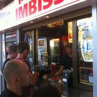 Das Foto wurde bei Ka-We Imbiss von Dmitry G. am 8/3/2012 aufgenommen