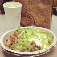 Photo taken at Chipotle Mexican Grill by Nikki A. on 5/12/2012