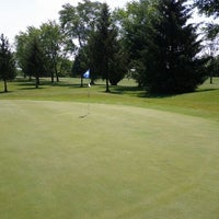 Photo taken at Bridgeview Golf Course by Jonathan W. on 6/3/2012
