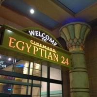 Photo prise au Cinemark Egyptian 24 par Mahmud F. le5/5/2012