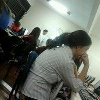 Photo taken at Facthus - Faculdade Talentos Humanos by Danilo F. on 8/16/2012