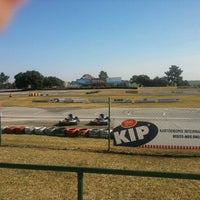 Photo taken at Kartódromo Internacional de Palmela by Sandra B. on 3/11/2012