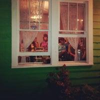 Photo taken at Dandelion Communitea Café by Cesar H. on 7/4/2012