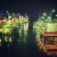 7/27/2012 tarihinde Simin G.ziyaretçi tarafından Ortakent Marina'de çekilen fotoğraf