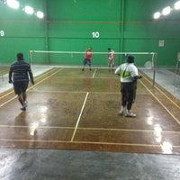 Photo taken at Dewan Badminton BCB by Dave D. on 8/25/2012