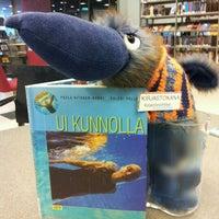 Photo taken at Sellon kirjasto by Tuomas A. on 3/17/2012