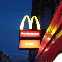 Снимок сделан в McDonald's пользователем Denis 7/16/2012