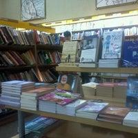 Photo taken at Saraiva MegaStore by Aguinaldo Dantas Maniçoba D. on 8/9/2012