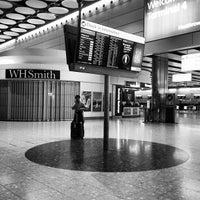 Photo taken at Terminal 4 by Octavio M. on 6/29/2012