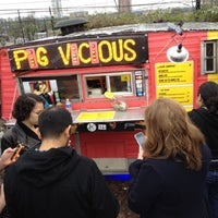 Photo taken at Pig Vicious by Leo B. on 3/10/2012